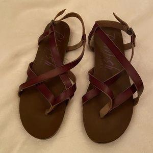 Blowfish Strappy Sandals